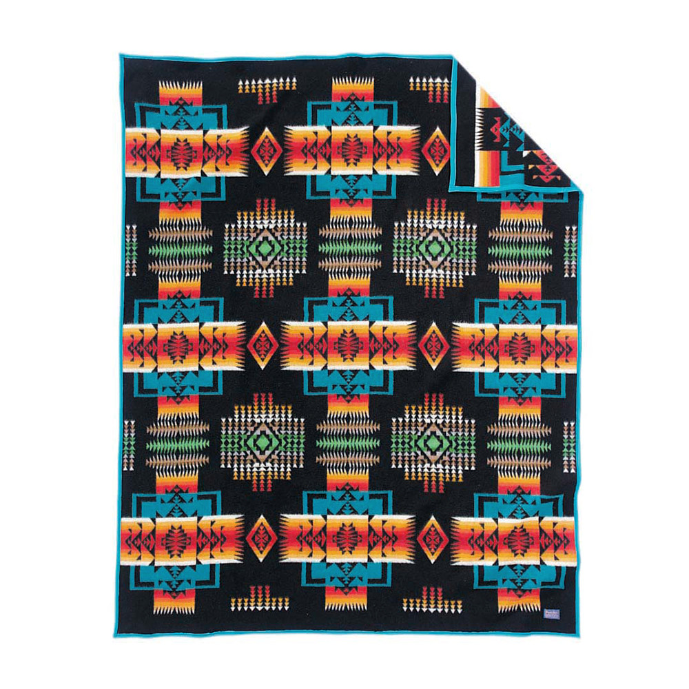 Pendleton Pendleton – Chief Joseph Blanket – Black