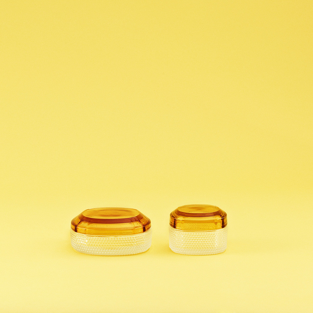 Normann Copenhagen - Brilliant Box - Amber - Large