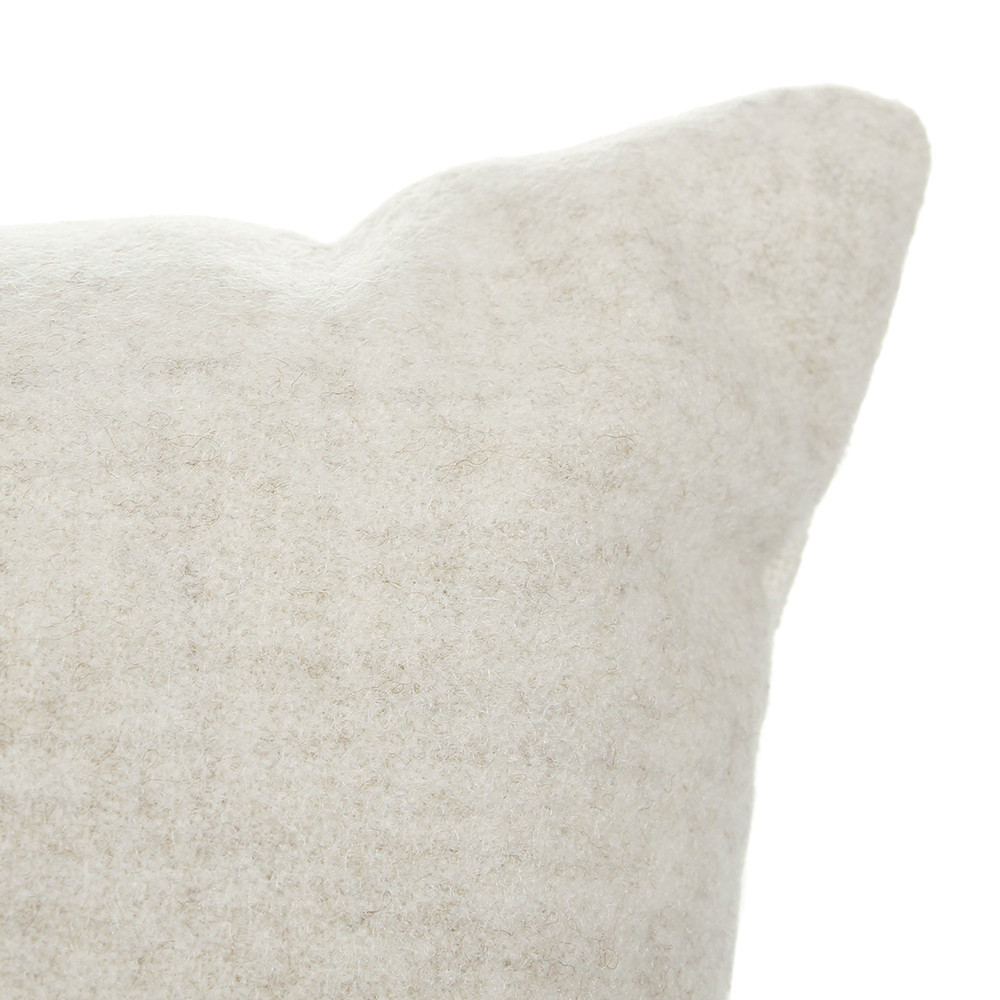 Normann Copenhagen - Brick Cushion - 50x60cm - Cream