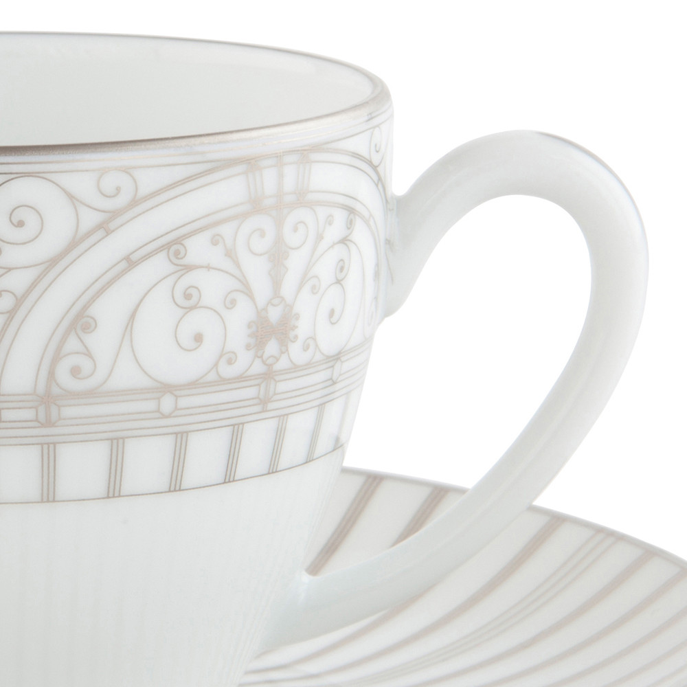 Haviland - Belle Epoque Coffee Cup & Saucer