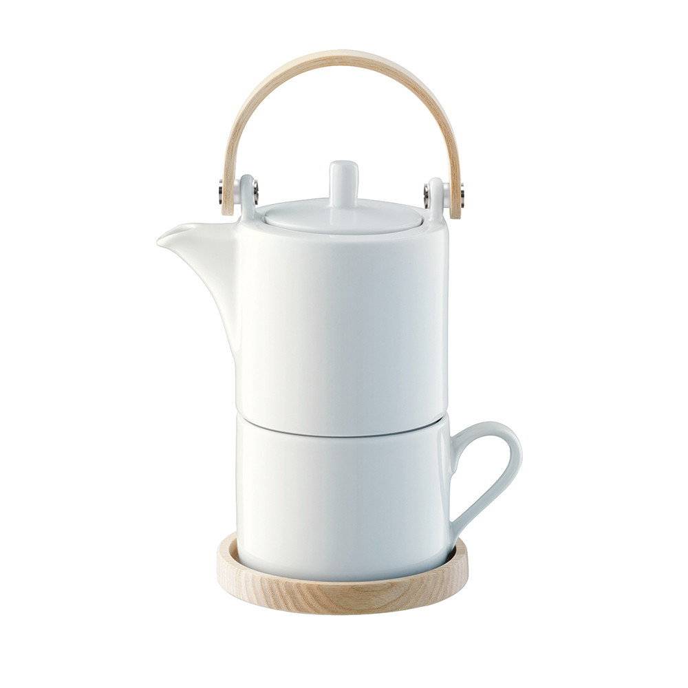 LSA International - Circle Tea for One and Ash Handle and