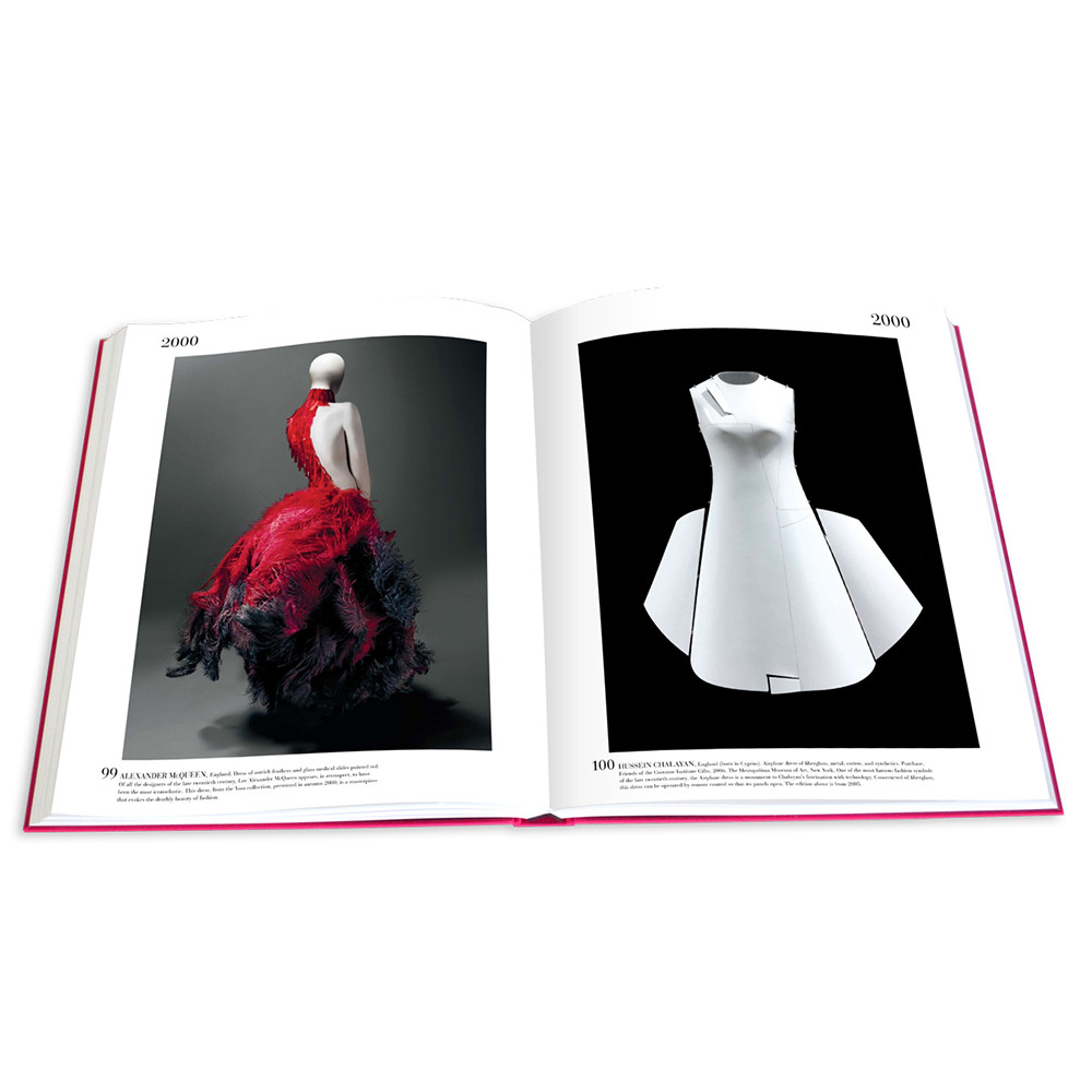 Assouline - Impossible Collection of Fashion Book