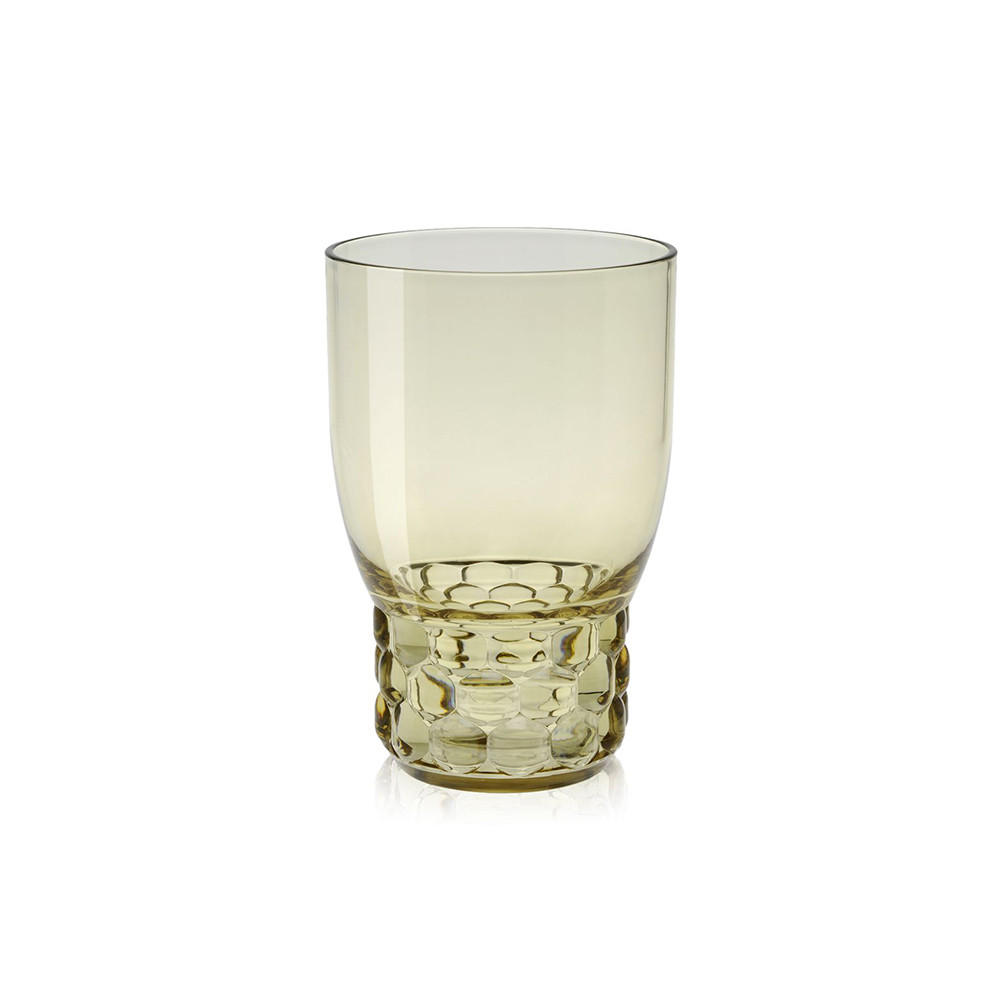 Kartell - Jellies Family - Water - Olive Green