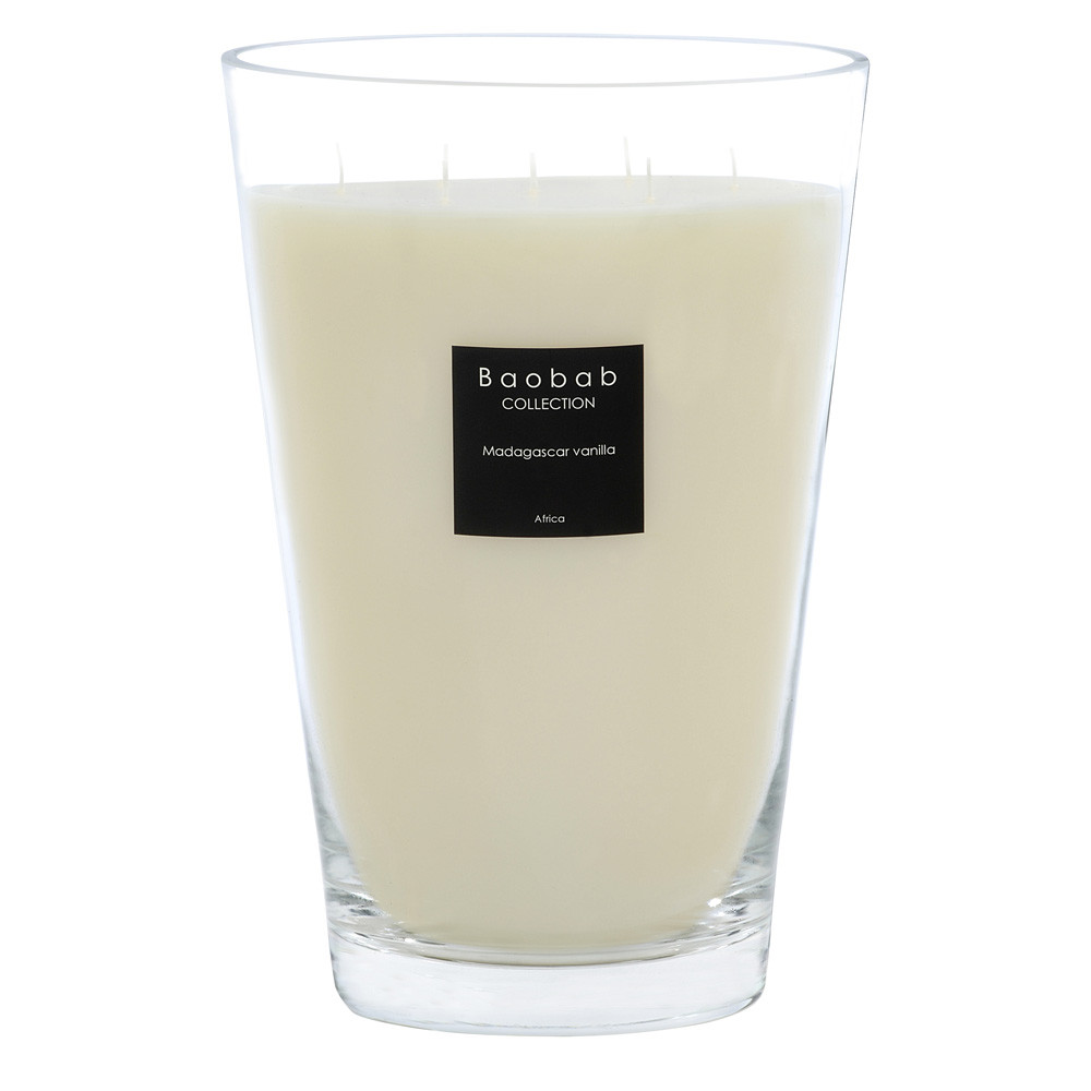 Baobab Collection - Scented Candle - Madagascar Vanilla - 35cm