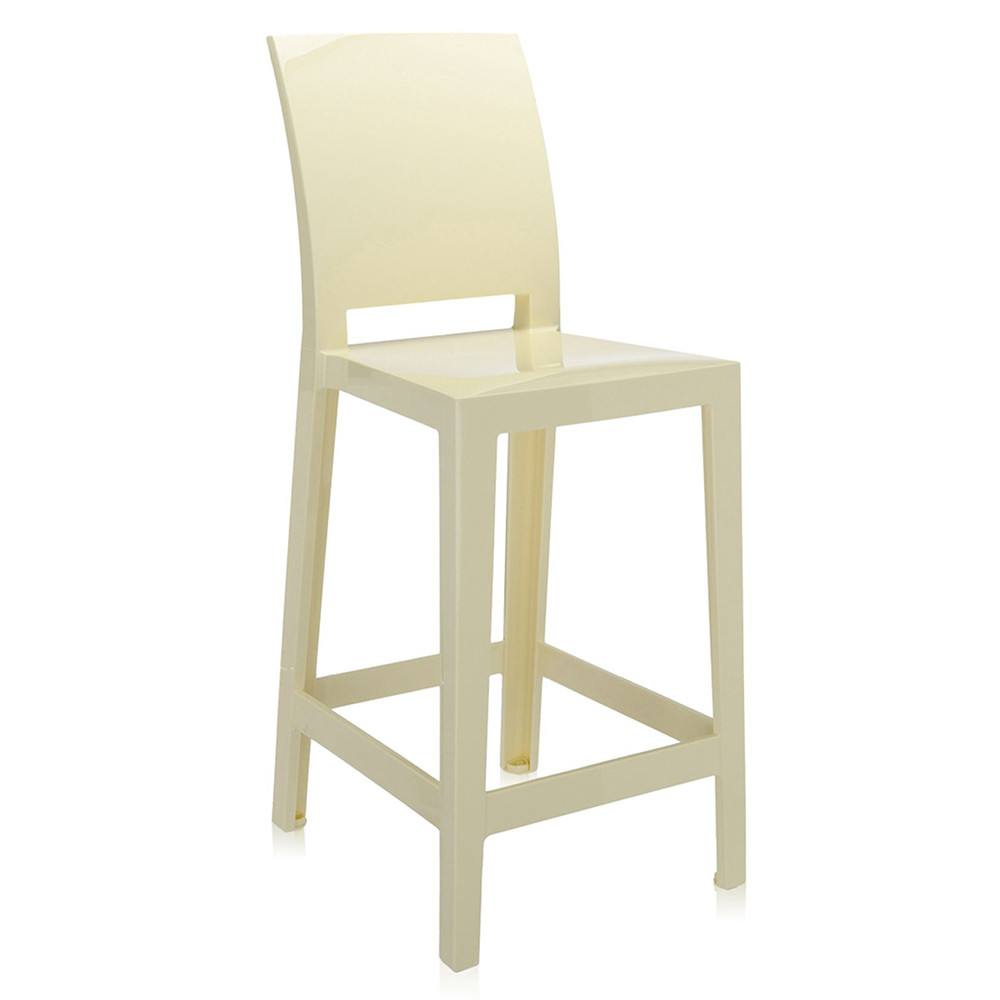 Kartell - One More Please Stool 65cm - Yellow