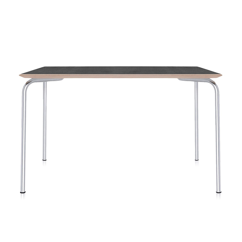 Buy kartell maui table 80x120cm anthracite amara for Table 80x120