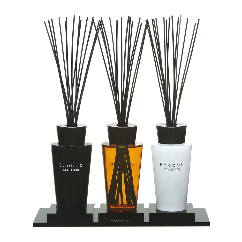 Baobab Collection - Les Prestigieuses Reed Diffuser - Chinese Ink - 500ml
