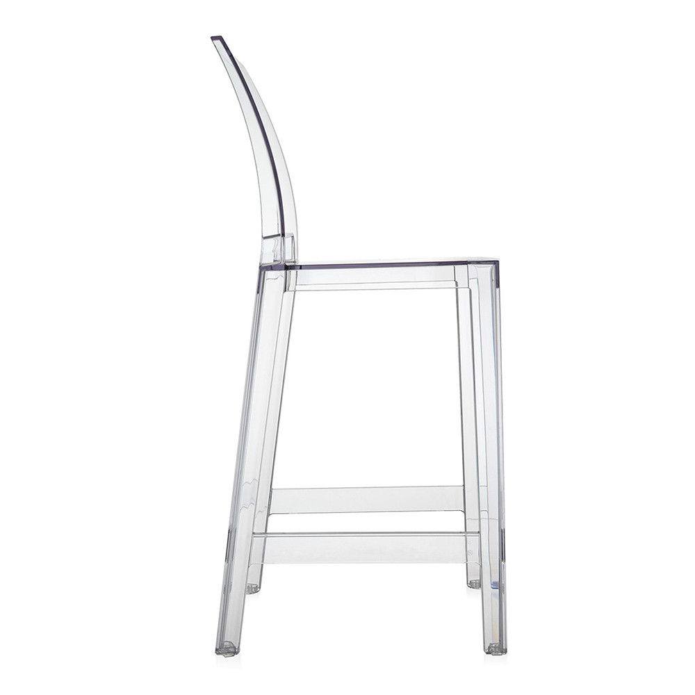 Kartell - One More Please Stool 65cm - Crystal