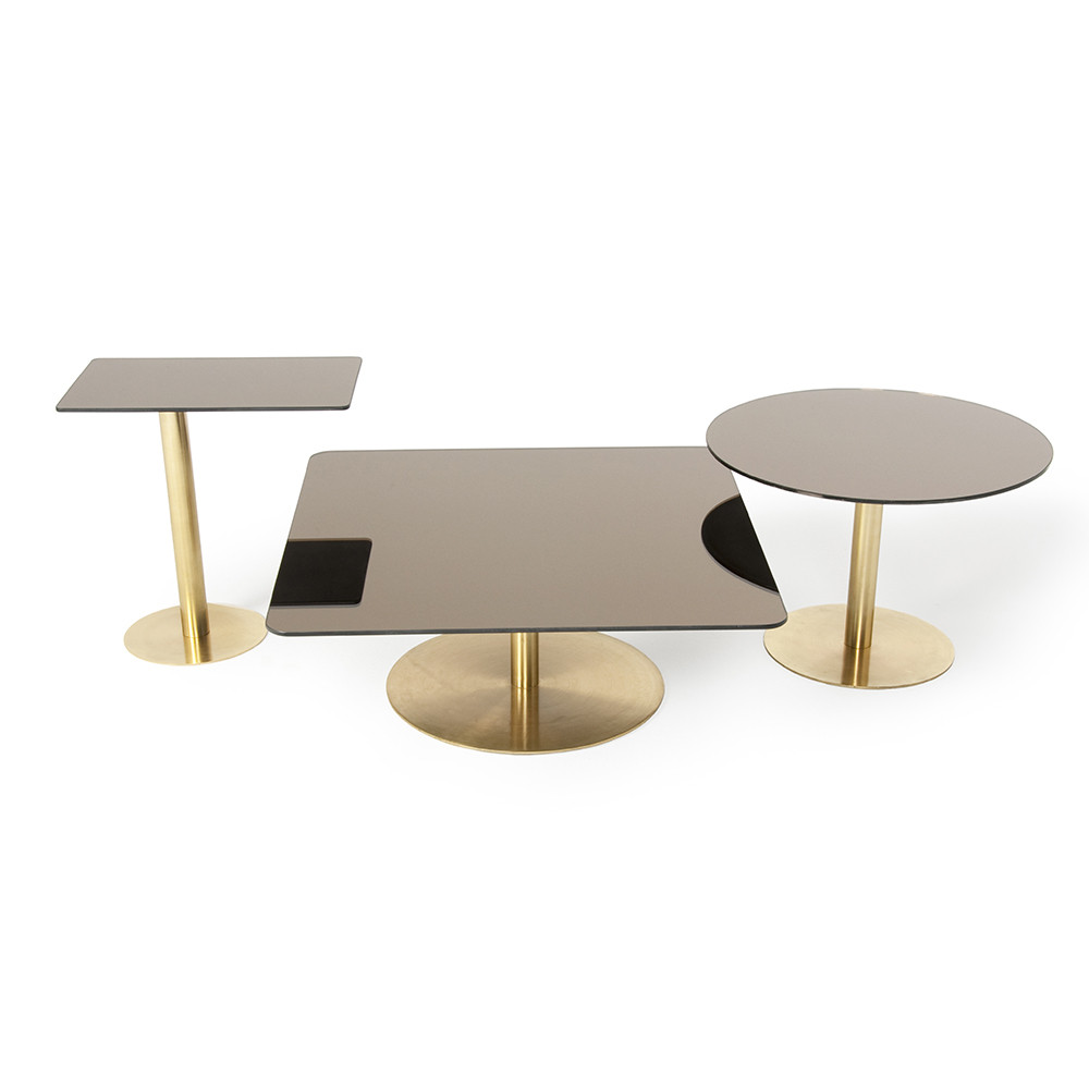 Tom Dixon Official | Flash Table Circle