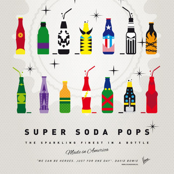 Affiche My Super Soda Pops Universe