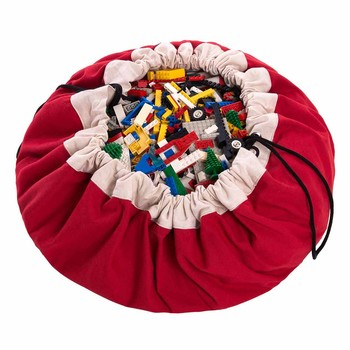 Children's Toy Bag - Classic - Red