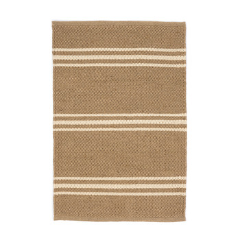 Lexington Rug - Camel / Ivory