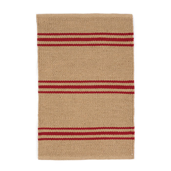Lexington Rug - Camel / Red