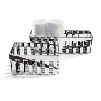 DW 354 Trinket Box - Chrome