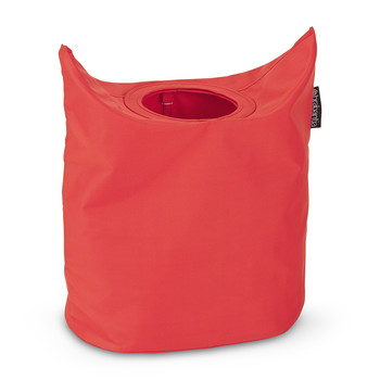 Oval Laundry Bag - 50 Litres - Red