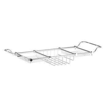 DW 25 Bath Shelf - Chrome