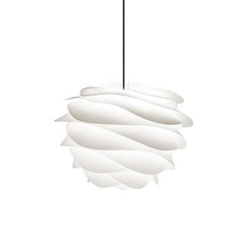 Carmina Lamp Shade - White