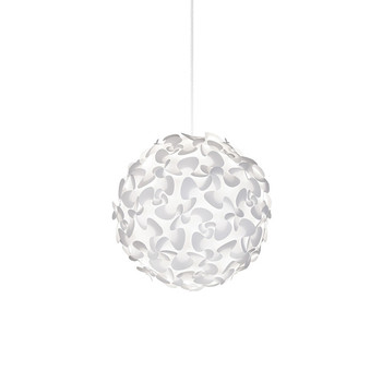 Lora Lamp Shade - White