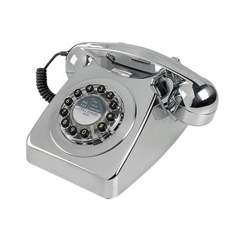 746 Classic Telephone - Chrome Brushed