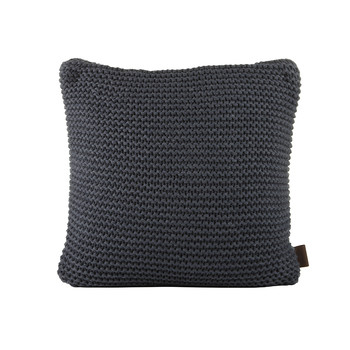 Snow Creek Cushion - 50x50cm - Navy