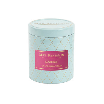 Tea Scented Candle in Tin - Rooibos - 170g
