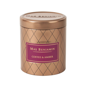 Scented Candle - 170g - Coffee & Amber