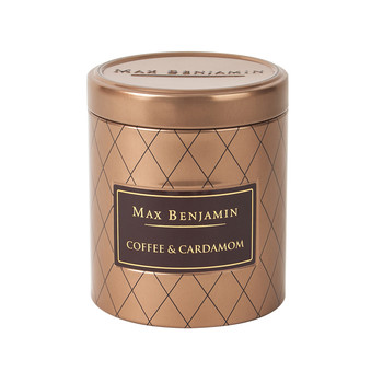 Coffee Candle Collection - Coffee & Cardamom - 170g