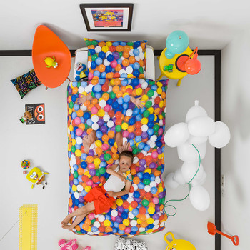 Ball Pit Single Duvet Set