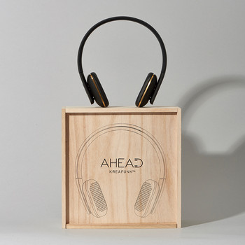 aHead Headphones - Black