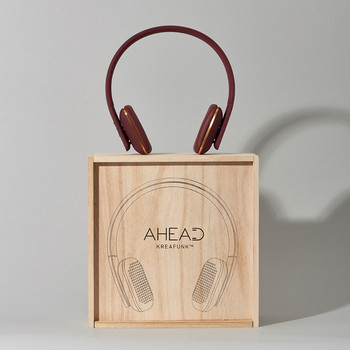 aHead Headphones - Plum