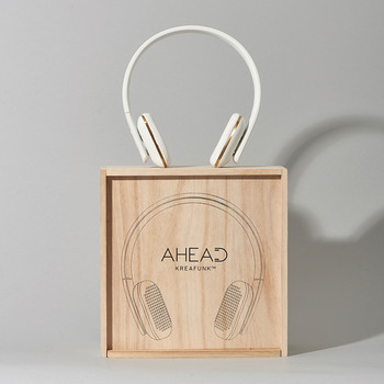 aHead Headphones - White