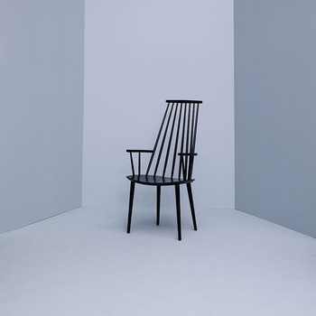 J110 Chair - Black