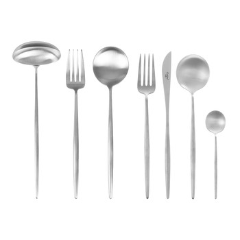 Moon Matt Cutlery Set - 75 Piece