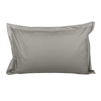 Platinum Egyptian Cotton Pillowcases - Set of 2