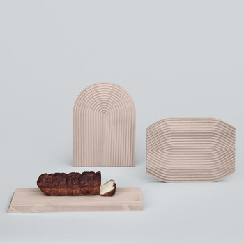 Field Bread Board - Rounded