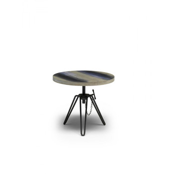 Diesel Living with Moroso - Table d'Appoint Overdyed - Gris Vieilli