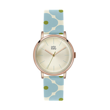 Ladies Patricia Watch - Blue/Green
