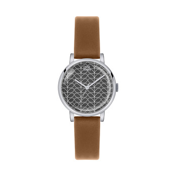 Ladies Patricia Watch - Brown
