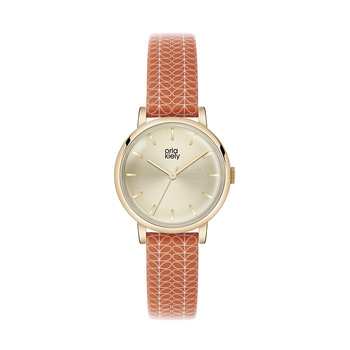 Ladies Patricia Watch - Salmon