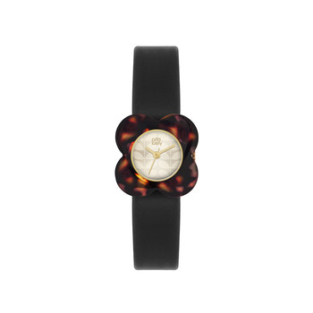 Ladies Poppy Watch - Black