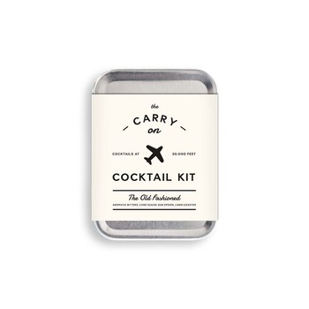 Carry On Cocktail-Set - Altmodisch