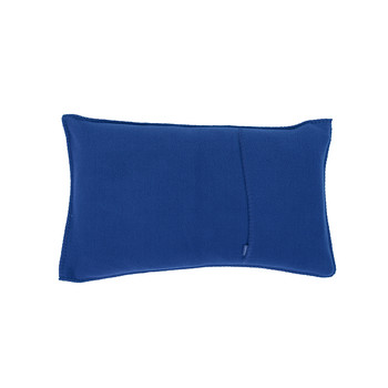Soft Fleece Bed Pillow - 30x50cm - Aquamarine