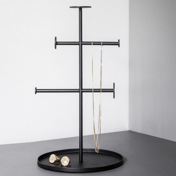 Norm Collector Jewelry Stand - Black