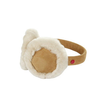 Children's Classic Ear Muff - Chestnut