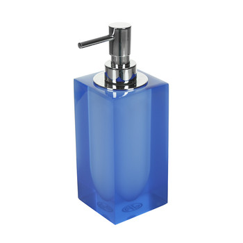 Hollywood Lotion Pump - Blue