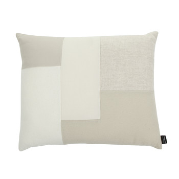 Brick Cushion - 50x60cm - Cream