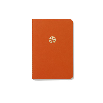 Soft Cover Pocket Notebook - Wheel