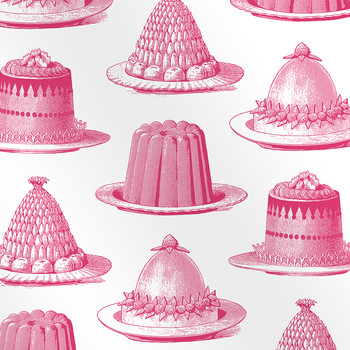 Jelly & Cake Placemat - Set of 4