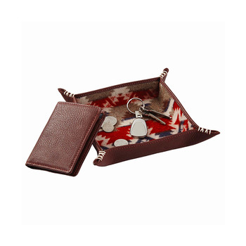 Mountain Majesty Valet Tray and Wallet