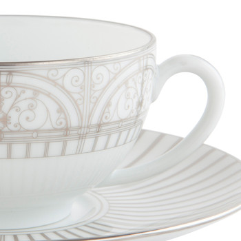 Belle Epoque Teacup & Saucer